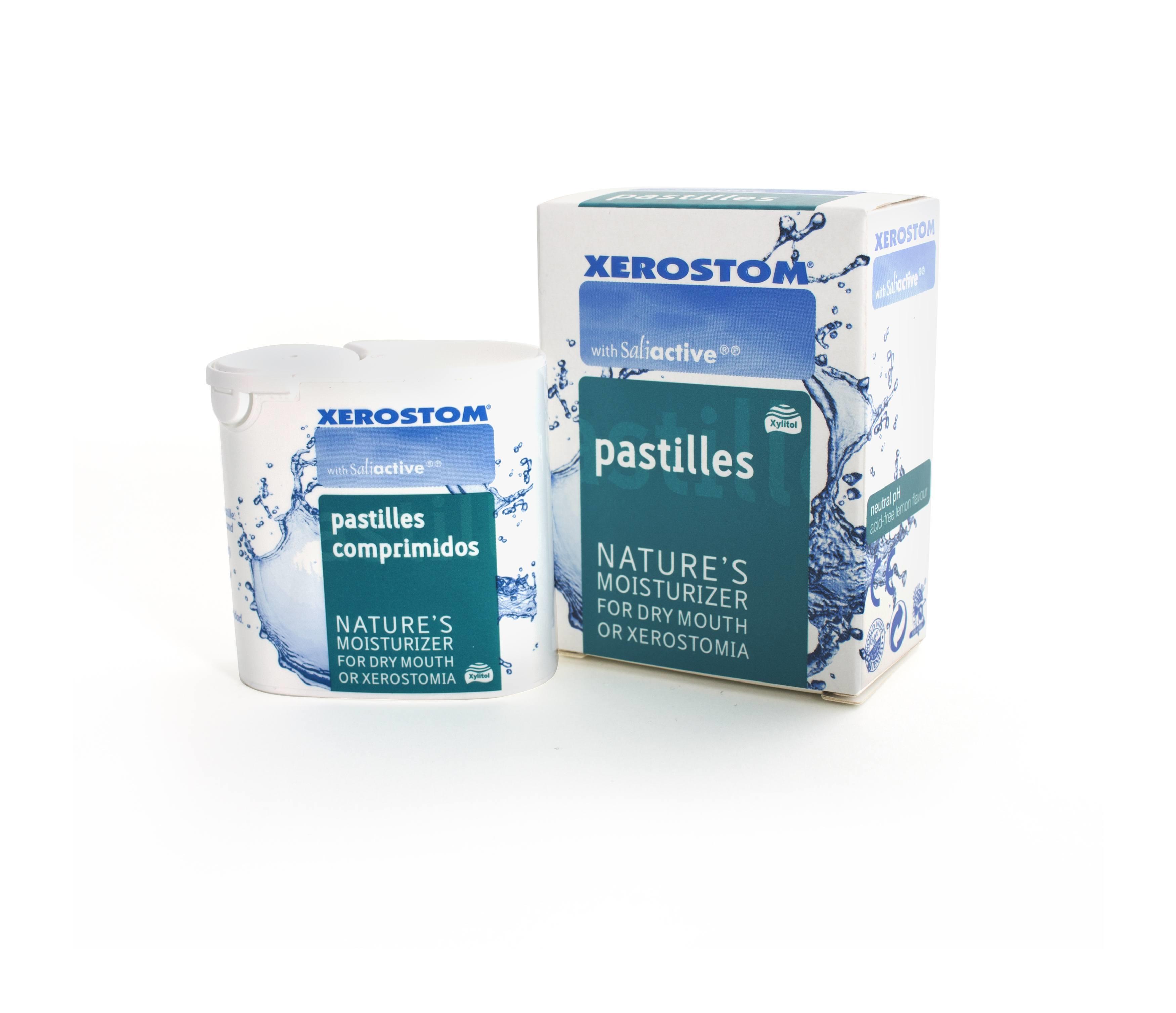 Xerostom, pastiller, 30 stk pr. æske