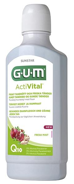 GUM Activital, mundskyl